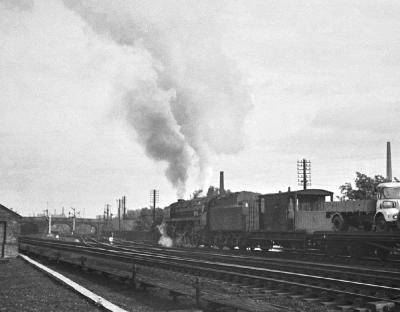 Rail UK British Railway Steam Locomotive